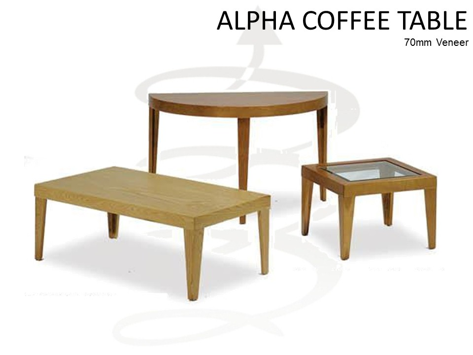 coffee tables - drawer coffee table - quantum office furniture