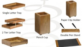 Wooden Desk Range