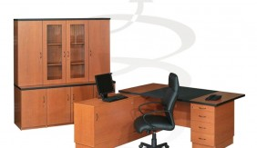 Willow L Shaped Desk