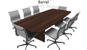 Willow Barrel Boardroom
