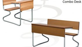 High School Combo Desks