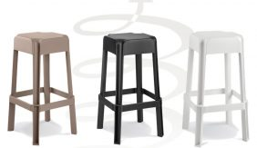 Arctic Bar Stool