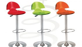 Illusion Bar Stool