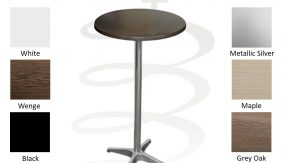 African Bar Table