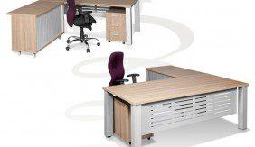 Barberry Desk