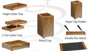 Wooden Desk Range