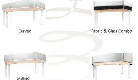 Glass Desk Based