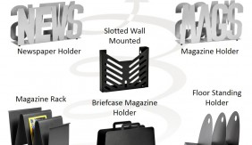 Magazine/ Brochure Stand