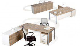 Pomegranite Desk