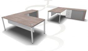 Pepper Desk