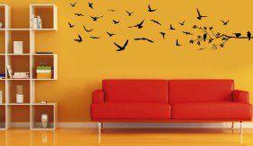 Fly Away Birds