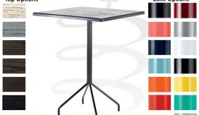Axis Square Table