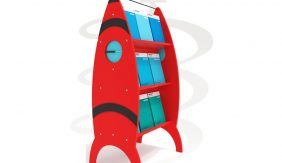 Rocket Bookcase